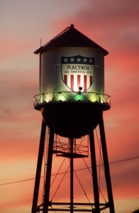 Placentia Water Tower